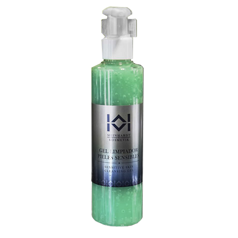 creatucosmetica-meinhardt kosmetik-Gel Limpiador-pieles sensibles-aloe vera