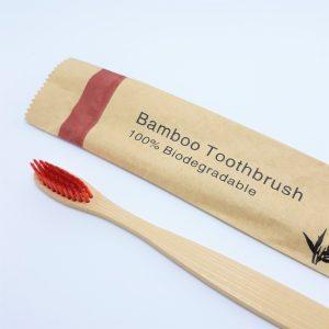 creatucosmetica-cepillo-dientes-bambu-ecologico-rojo